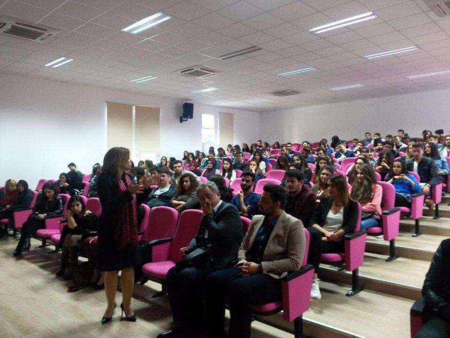 28 Mart 2016 Doğu Akdeniz Üniversitesi 4.uluslararası Kariyer Haftası