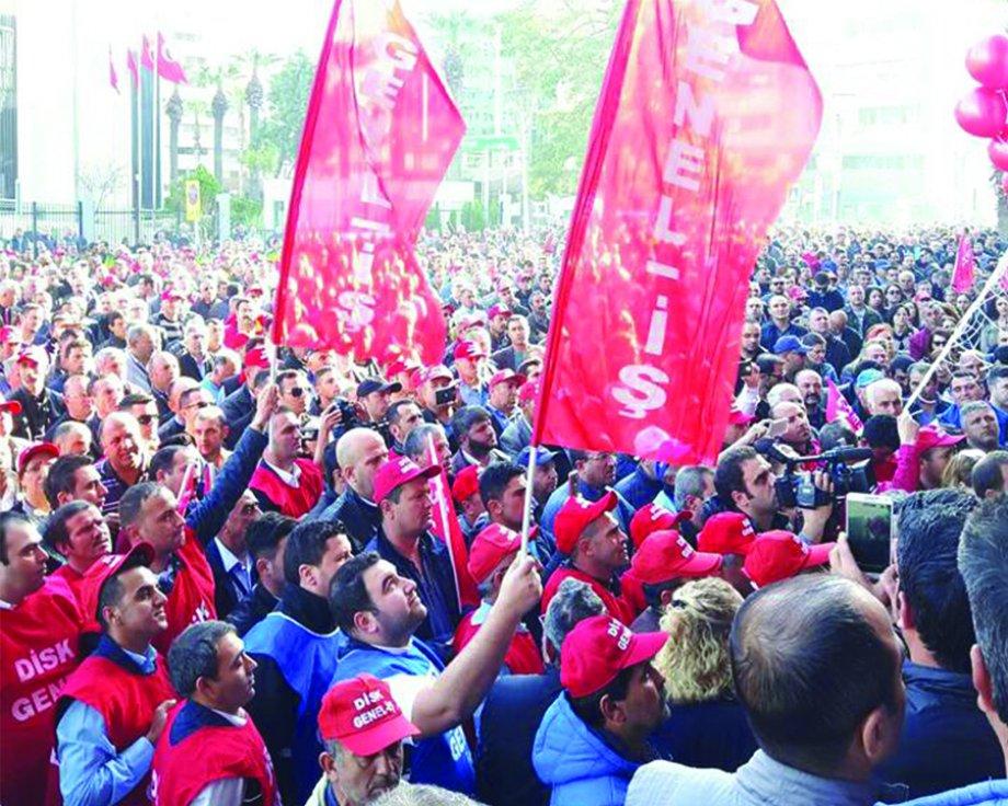 İzmir Büyükşehir Belediyesi İZENERJİ Toplu İş Sözleşmesini Coşku ve Halaylarla İmzaladık
