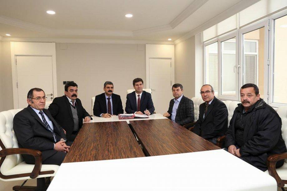 Burdur Belediyesi Toplu İş Sözleşmesi'nde Ücretlere Yüzde 10 Zam