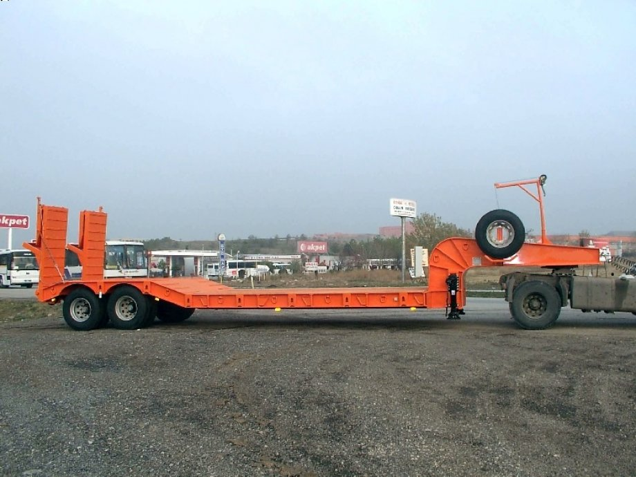Lowbed 2 Axle