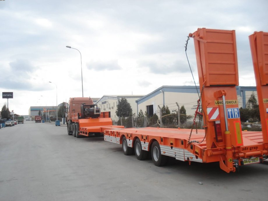 Lowbed 3 Axle