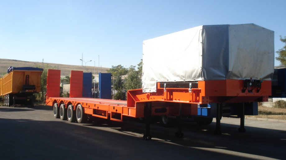 Lowbed 4 Axle