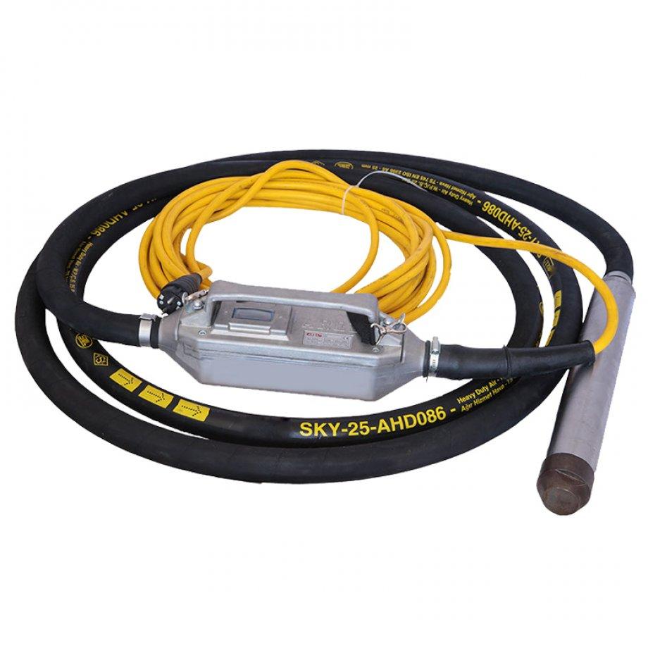 Statik Tip Kendinden Konvertörlü İç Vibratör
