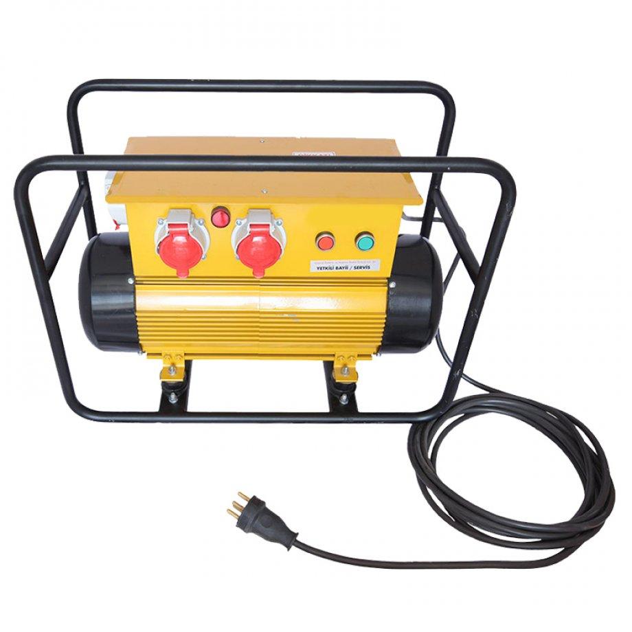 Elektrikli Tip Konvertörler