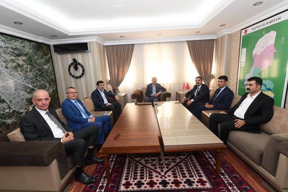 Çalışma ve Sosyal Güvenlik Bakanı Mehmet Müezzinoğlu'ndan İşçilerin İşlerine İadesini İstedik