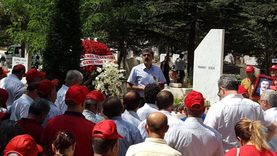 Mahmut Seren'i Aramızdan Ayrılışının 10.Yılında Sevgi, Saygı ve Özlemle Andık