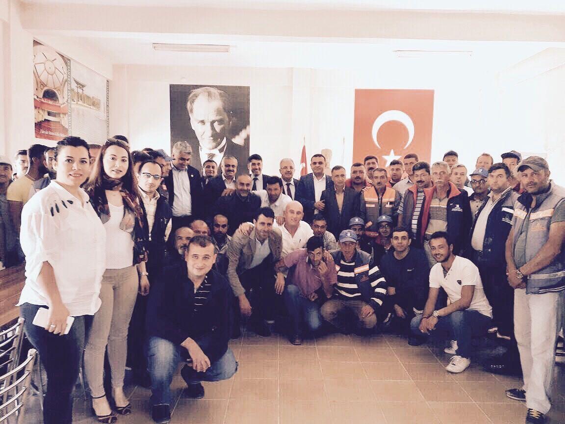 Eskişehir Tepebaşı Belediyesi'nde Toplu İş Sözleşmesi'nde Direksiyon Pirimi