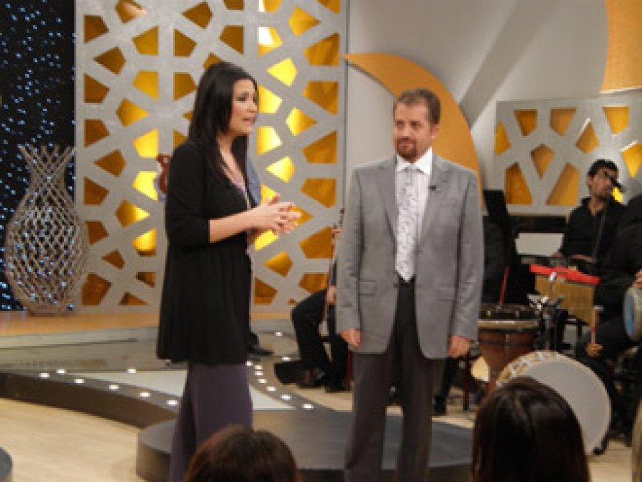 NLP Lideri Mustafa Kılınç 17/11/2008 Pazartesi günü EBRU GEDİZ'in Canlı yayın konuğuydu.