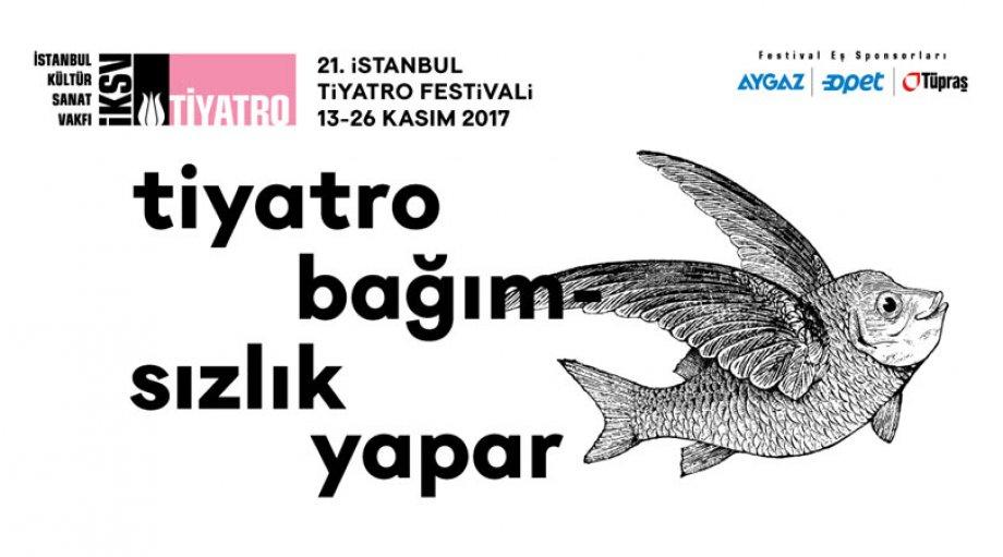 21. İstanbul Tiyatro Festivali Etkinlikleri Sürüyor