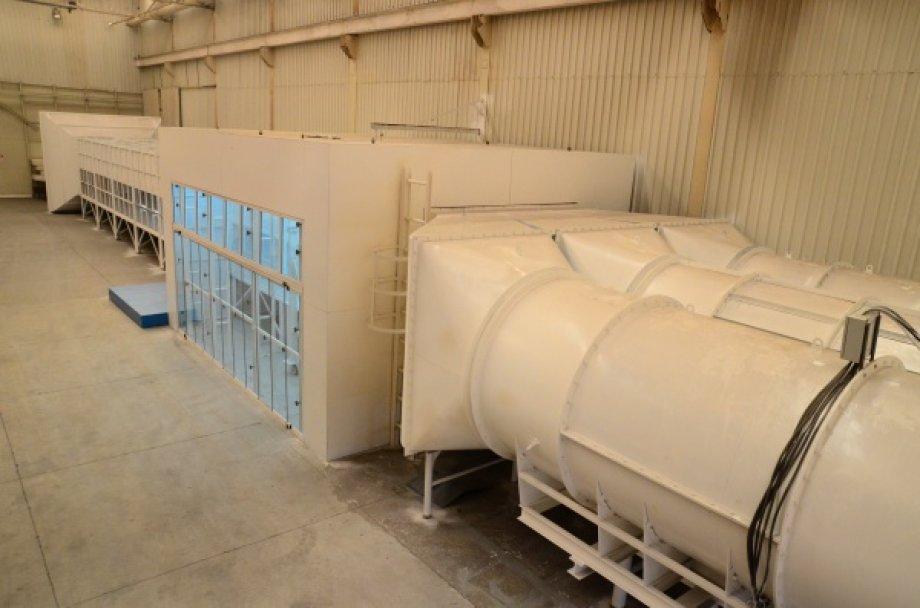 Rüzgar Tüneli Testleri