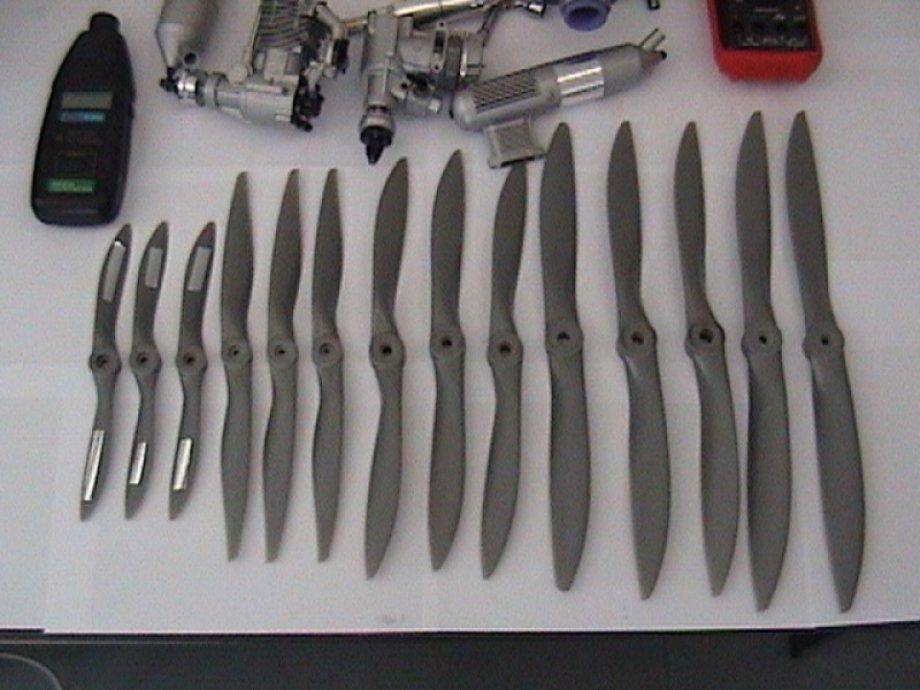 Mini Uçak Pervane Tasarım Yeteneği Kazanılması Projesi