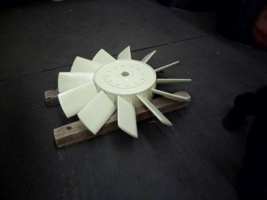 Fan Tasarım Projesi