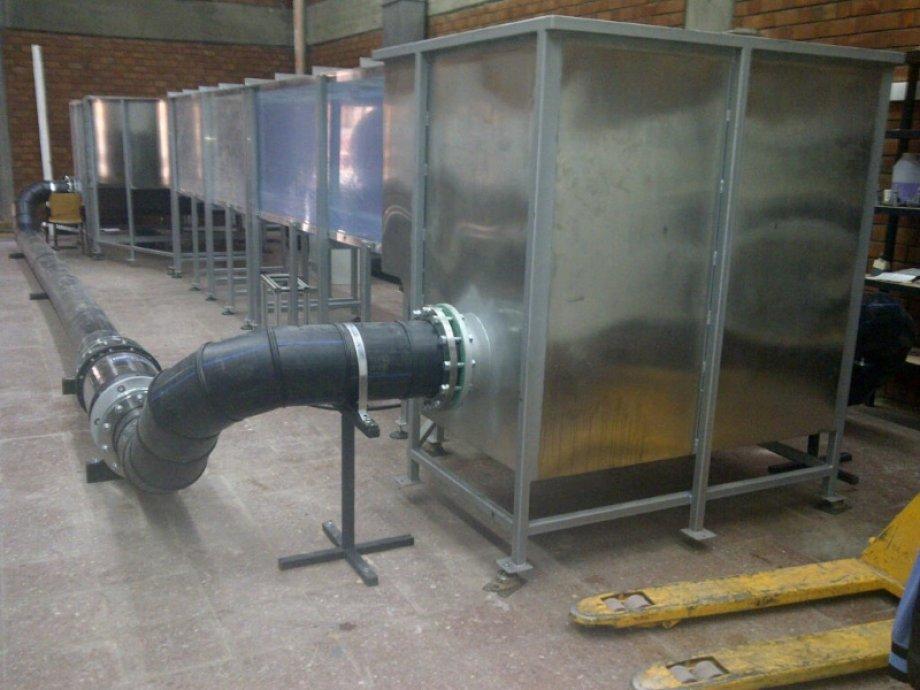 Su Tüneli Tasarımı ve Üretimi Projesi