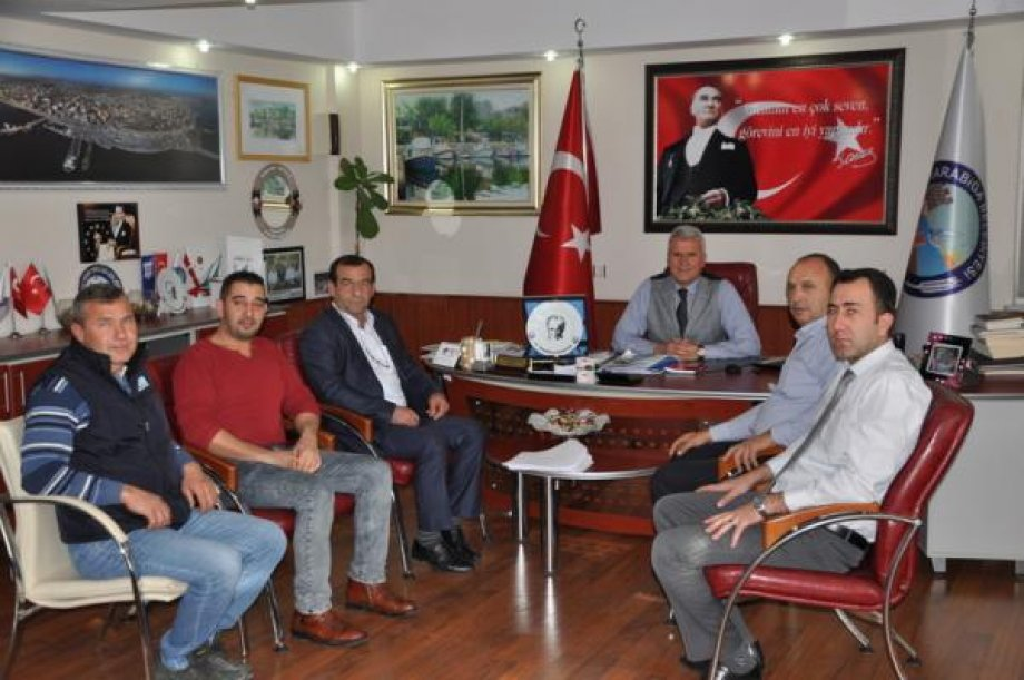 Karabiga Belediyesi  İşçilerine Her Ay için 450- 500 TL İyileştirme Yardımı