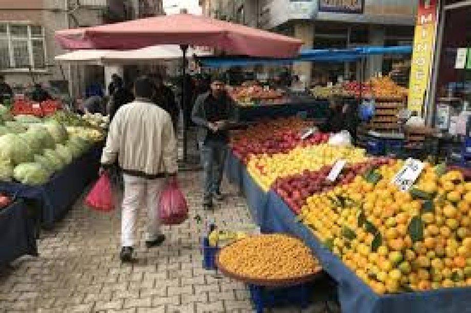 Yılın İlk Enflasyonu Çift Hanelerde!