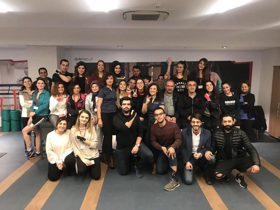 17-18 Şubat 2018 KT 1-2 İstanbul