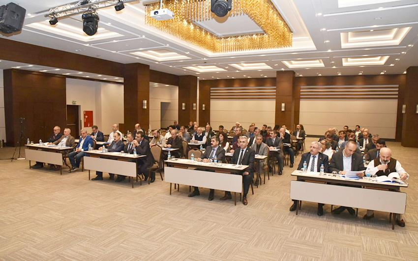 DİSK/Genel-İş Başkanlar Kurulu Toplantısı Ankara'da Gerçekleştirildi