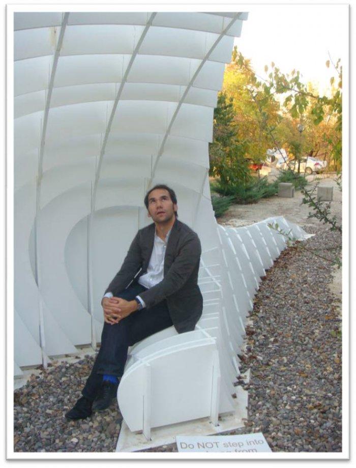 Kerem'in Mimarlar Köyü Projesi