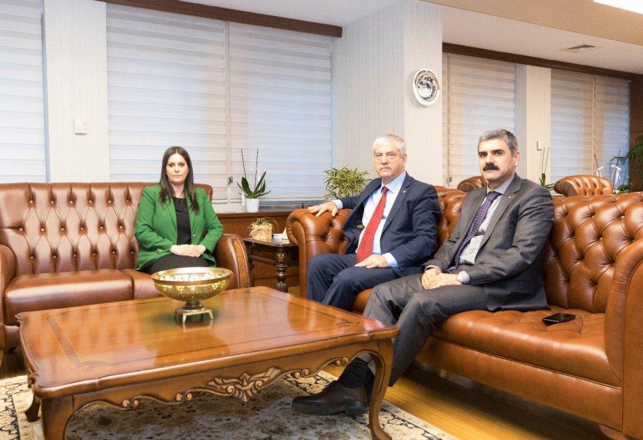 Çalışma ve Sosyal Güvenlik Bakanı ile Görüştük