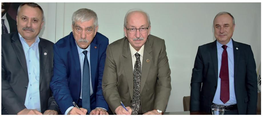 Tekirdağ Büyükşehir Belediyesi ve TESKİ'de İşçilere Her Ay Yüksek Tahsil Zammı