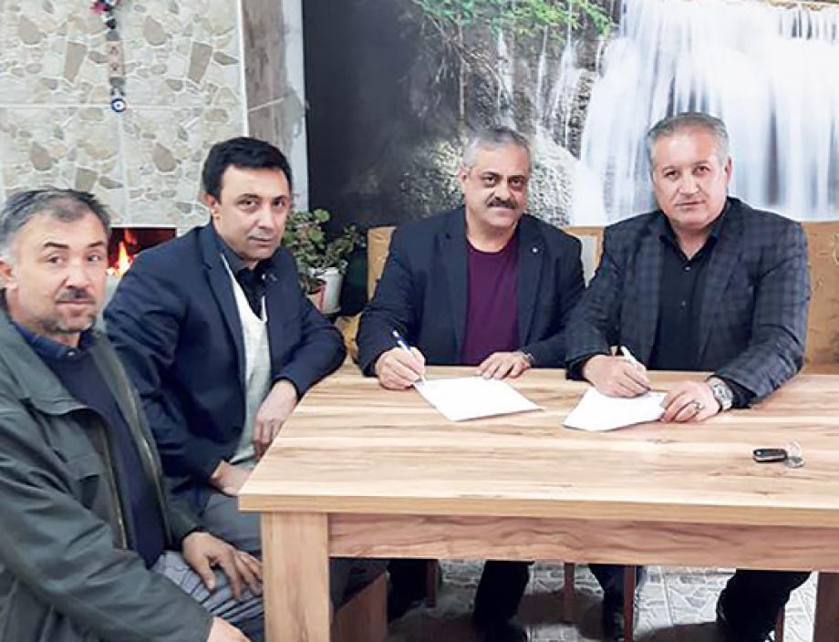 Çukurca Belediyesi ile Toplu İş Sözleşmesi İmzaladık