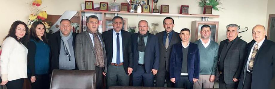 Nurhak Belediyesi ile Toplu İş Sözleşmesi İmzaladık