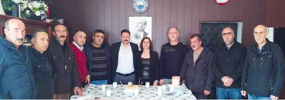 Hozat Belediyesi ile  Toplu İş Sözleşmesi İmzaladık