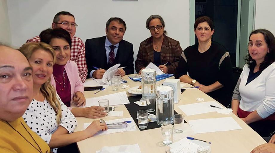 Avrupa Konutları Atakent 1 Site Yönetimi ile Toplu İş Sözleşmesi İmzaladık