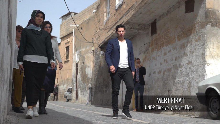 Mert FIRAT - Güneydoğu Anadolu'da Sosyal İstikrarın Güçlendirilmesi Projesi