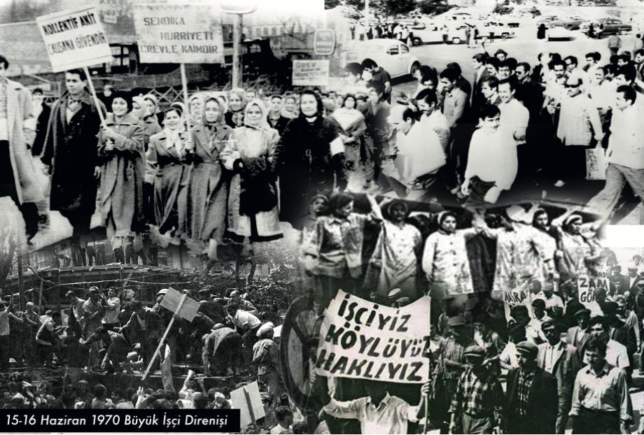 15-16 Haziran İşçi Direnişi İşçilere Yol Göstermeye Devam Ediyor