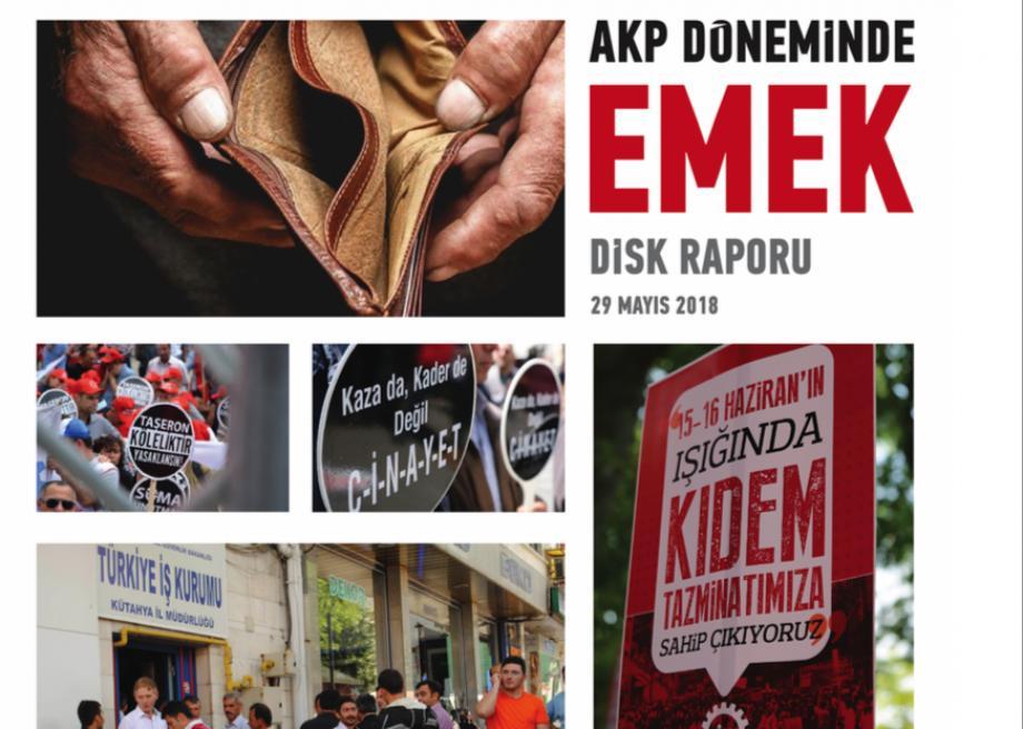 AKP Döneminde Emek