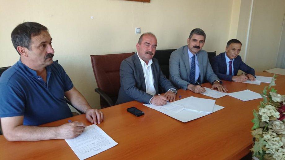 Mengen Belediyesi'nde Toplu İş Sözleşmesi İmzaladık