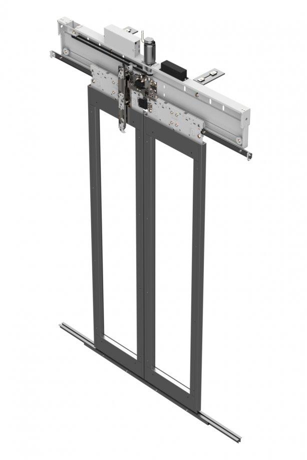 Otomatik Kat Kapılar S50 Model