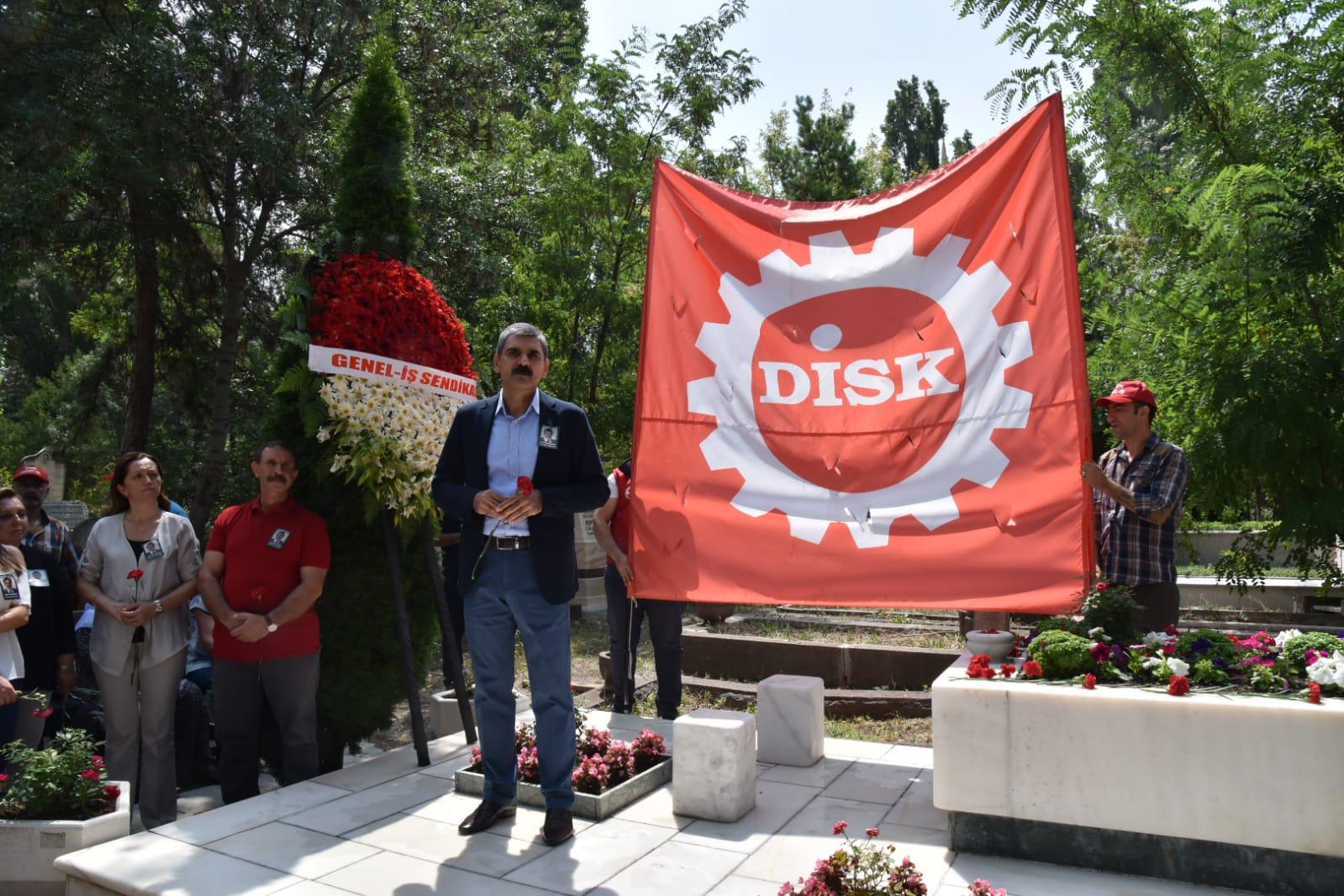 Mahmut Seren'i Aramızdan Ayrılışının 11.Yılında Sevgi, Saygı ve Özlemle Andık