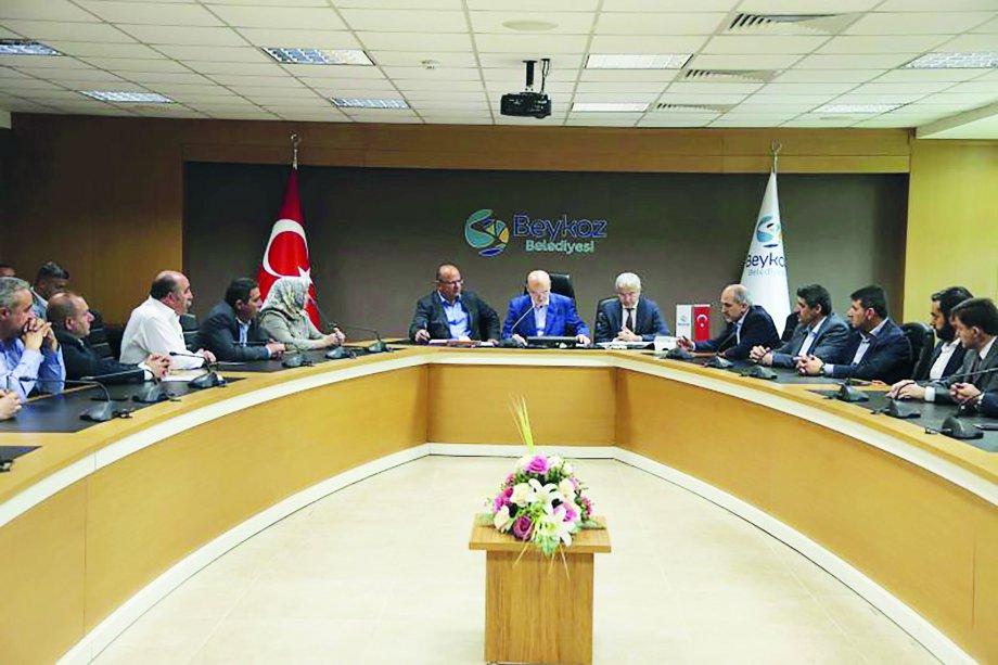 Beykoz Belediyesi'nde Toplu İş Sözleşmesi
