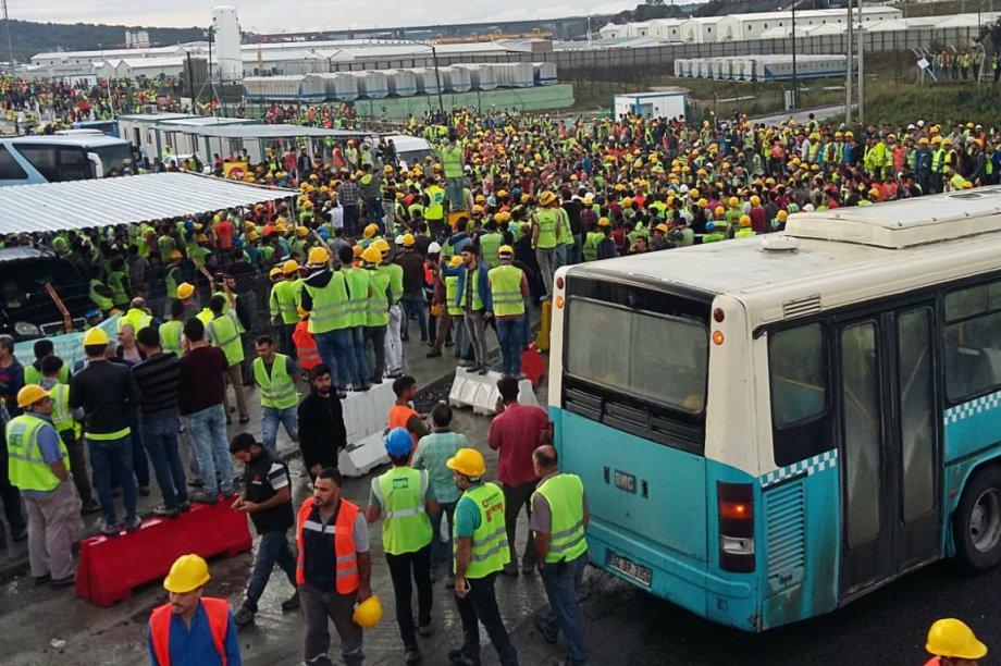 Tutuklanan Sendikacı ve Havalimanı İşçileri İçin Uluslararası İmza Kampanyası