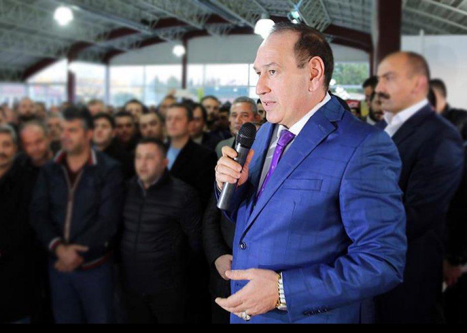 Üzüntülüyüz Lastik-İş Genel Başkanı Abdullah Karacan'ı Kaybettik