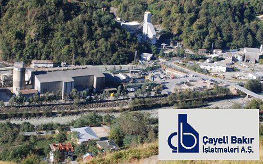 Cayeli Copper Mine
