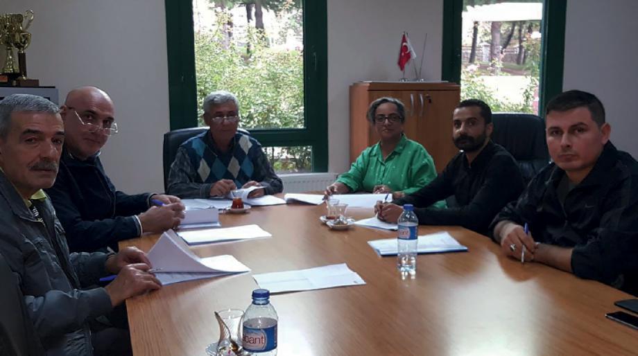 Bizimkent'te Toplu İş Sözleşmesi İmzaladık