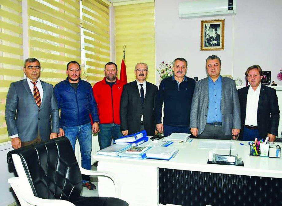 Malkara Belediyesi'nde Toplu İş Sözleşmesi İmzaladık