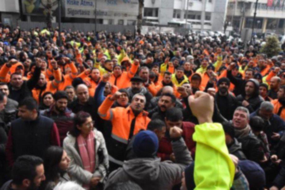 Şişli Belediyesi'ndeki Eylem ile İlgili Açıklama