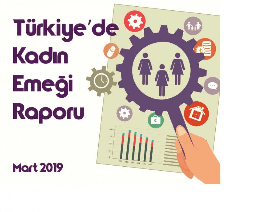 8 Mart'a Atfen Türkiye'de Kadın Emeği Raporumuz Yayımlandı