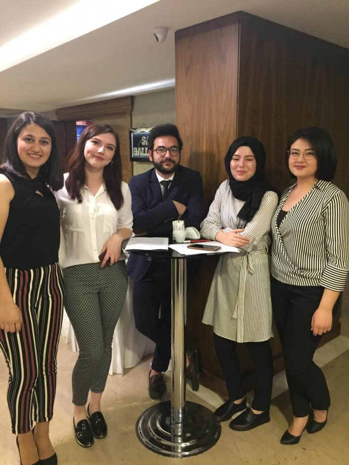 27 Nisan Pediatrik Fizyoterapi ve Rehabilitasyon Öğrenci Sempozyumu