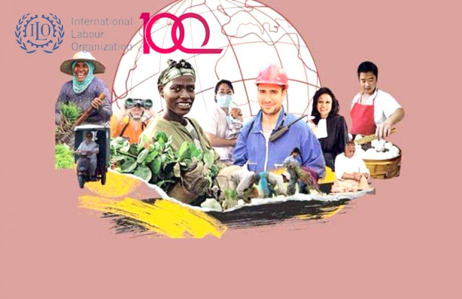 ILO 100 Yaşında!