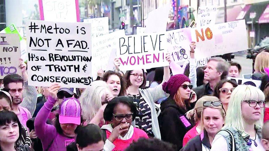 2018 Yılında Dünyada Kadına Yönelik Şiddete Karşı Mücadele Örnekleri