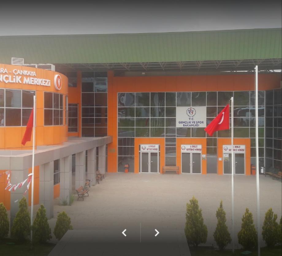 THF Spor Salonu ve Kompleksi İkmal İnşaatı Yapım