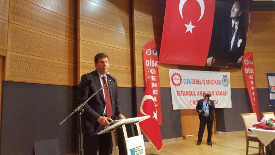 Kadıköy Belediyesi'nde Toplu İş Sözleşmesi İmzaladık