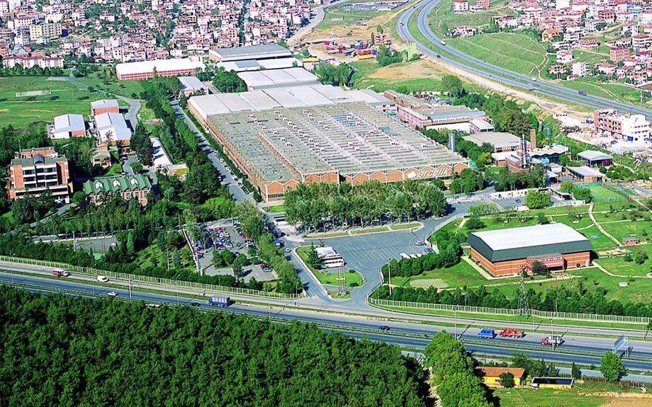 Arcelik Cayirova Factory