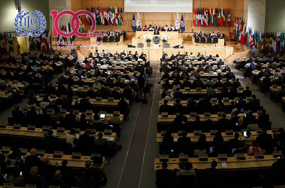 Uluslararası Çalışma Konferansında Ne Oldu?