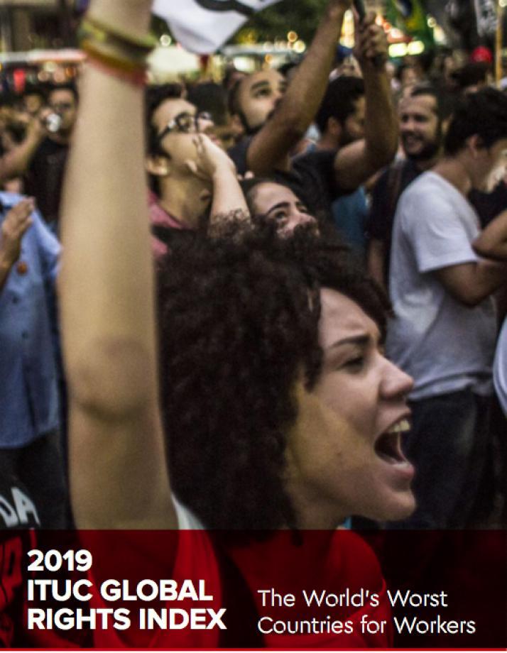 Türkiye, İşçiler İçin En Kötü 10 Ülke İçinde Yer Almaya Devam Ediyor